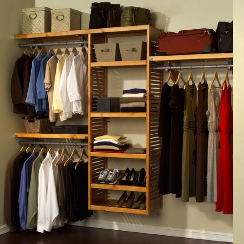 Awesome Allen Roth Closet